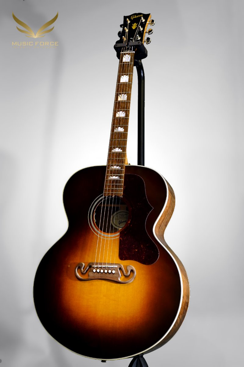 [파이널세일(~12/31까지)] Gibson Montana 2019 Model SJ-200 Studio-Walnut Burst(신품)