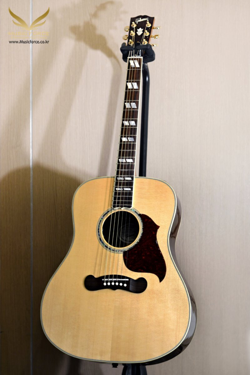 [이월상품창고대방출!!!] Gibson Montana 2016 Model Songwriter Studio-Antique Natural w/L.R. Baggs VTC Pickup(2016년산/신품)