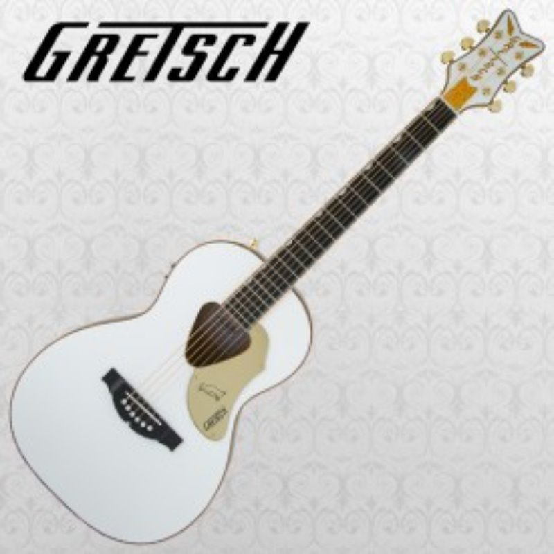 Gretsch G5021WPE Ranche Penguin-White w/Fishman Pickup System (2020년산/신품)