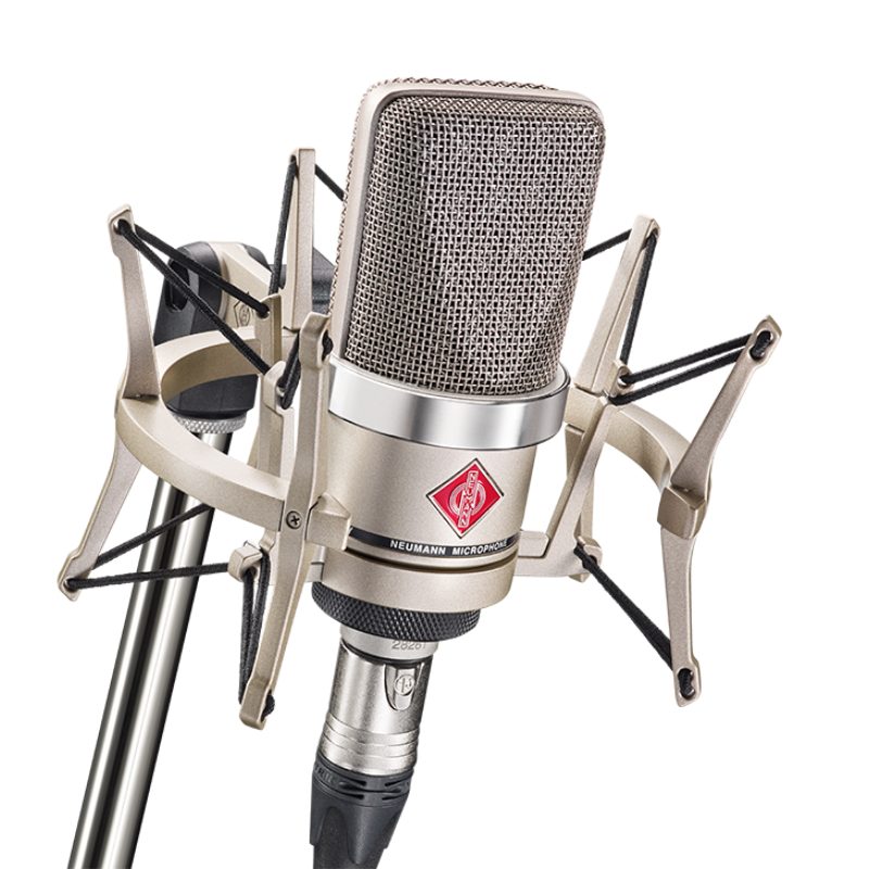 [Neumann 공식대리점] Neumann TLM102 Ni Studio Set (Nickel) 노이만 TLM 102